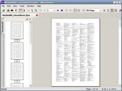 djvu format öffnen mac windows djvu viewer ghacks tech news