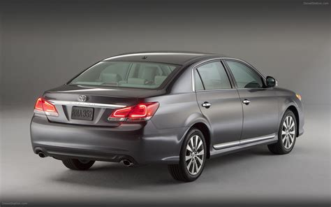 2011 Toyota Avalon Toyota Avalon 2011 Widescreen Car Pictures 24 Of