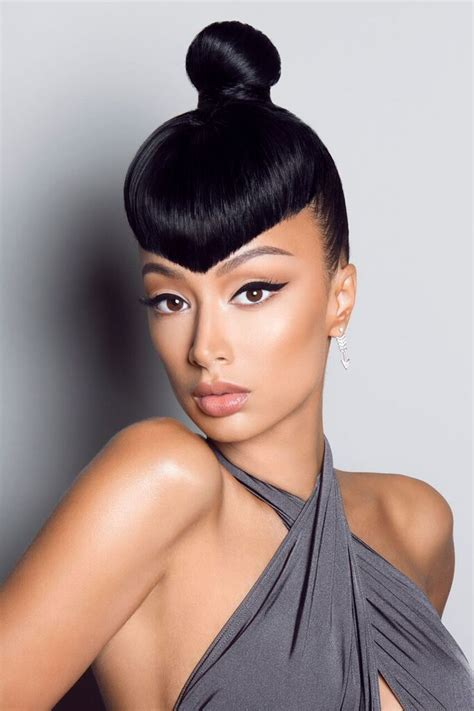 draya hair company draya michele talks go to hairstyle being a sheeo with