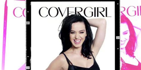 Meet The New Covergirl by Katy Perry Cover Ads Katy Perry And Covergirl S
