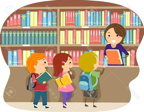 library clipart images unique school library clip images vector library