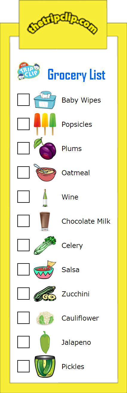 create a printable shopping list make your own grocery list plus lots of other printable