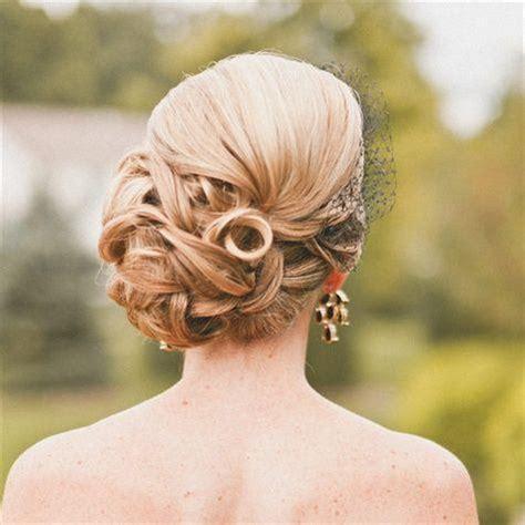 Bridal Hairstyles Side Dos by 22 Gorgeous Wedding Hair Updos Weddbook
