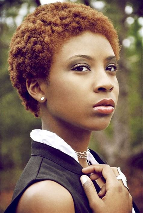 cool short natural hairstyles  women pretty designs