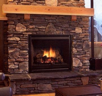 nice fireplaces panorama gas fireplace nice stone work i might make the