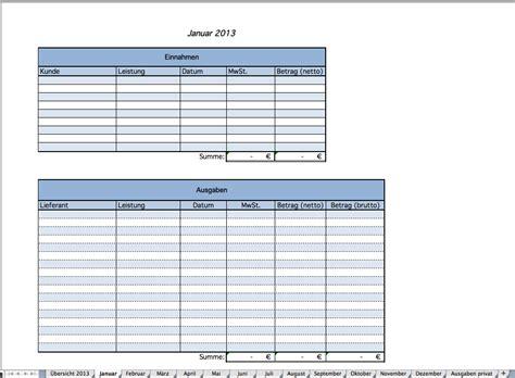 Kostenlose Vorlage Haushaltsbuch Haushaltsbuch Excel Vorlagen F 252 R Jeden Zweck