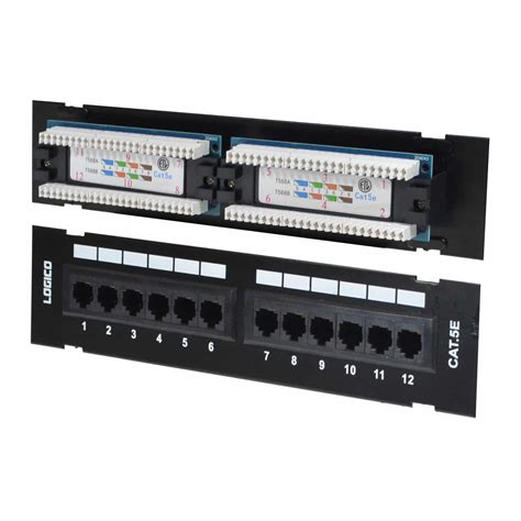 patch panel easy steps to wiring a patch panel tektel