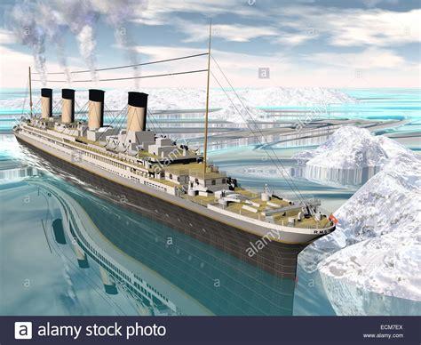 titanic boat iceberg titanic iceberg stock photos titanic iceberg stock
