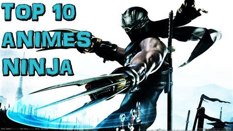 imagenes anime ninjas los mejores animes de ninjas top 10 animes ninja youtube