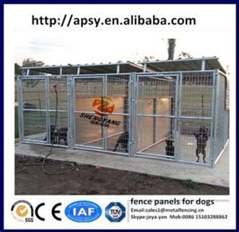galvanised dog kennel sections outdoor dog kennel quality outdoor dog kennel for sale