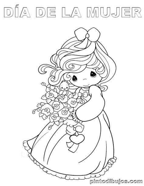 imagenes originales para el dia de la mujer dibujos originales para colorear el 8 de marzo d 237 a