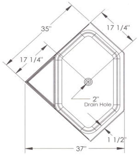 Small Corner Bathtub Dimensions by Corner Tub Dimensions Design Help Simple