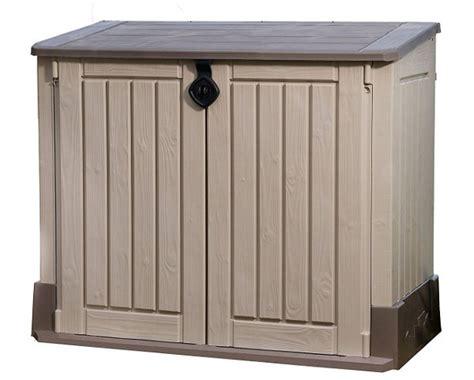 cobertizo para jardin 191 cu 225 les las mejores casetas de jard 237 n exterior y