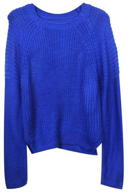 Blue Sweater by Best 25 Royal Blue Cardigan Ideas On Cobalt