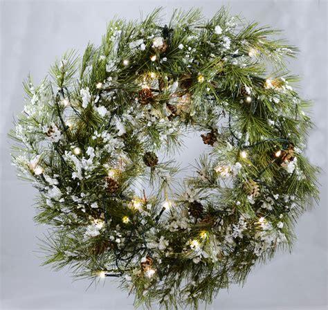 lighted door wreaths for christmas 10 best christmas wreaths for the front door in 2018