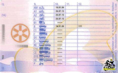 Führerschein Motorrad Im Ausland by 600ccm Info Mit Dem A2 Im Ausland Was Ist Erlaubt