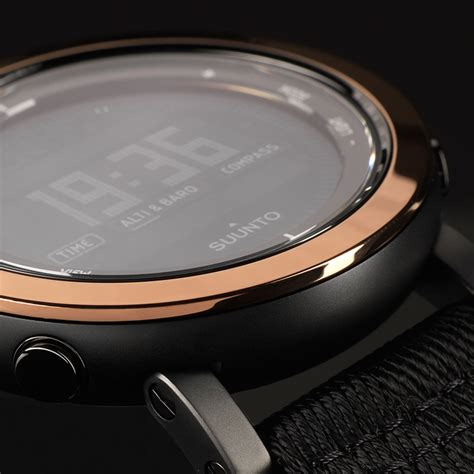 Suunto Essential Ceramic Copper Black Tx Ss022440000 buy suunto essential ceramic copper black tx in dubai abudhabi sharjah uae middle east