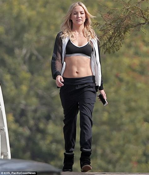 vanessa kirby real height kate hudson reveals washboard stomach while filming