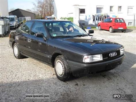 small engine service manuals 1990 audi 90 parking system 1990 audi 80 quattro car photo and specs