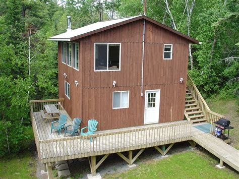 Lake Of The Woods Ontario Cabin Rentals by Pristine Lake Of The Woods Poplar Cabin Rental 3 Br