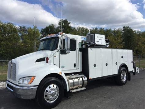kenworth service truck kenworth service trucks utility trucks mechanic trucks