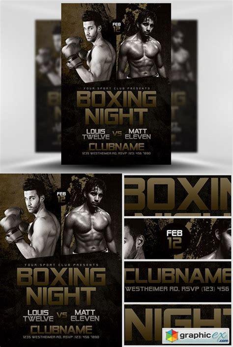 boxing poster template boxing poster template www imgkid the image kid