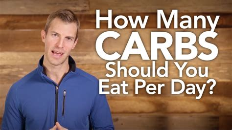 carbohydrates you should eat how many carbs should you eat per day