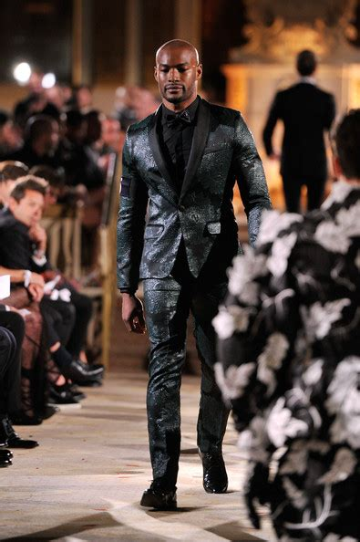Tyson Beckford At Fashion Week 2008 by Tyson Beckford Page 9 The Fashion Spot