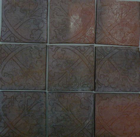 pattern ceramic tiles the castles and abbeys collection news from inglenook tile