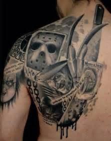 1000 ideas about horror tattoos on pinterest tattoos