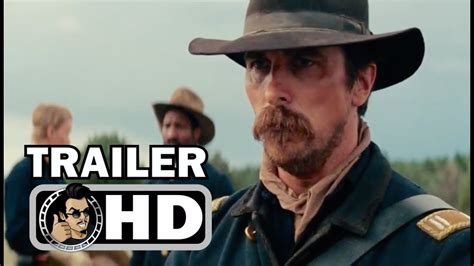 film cowboy 2017 hostiles official trailer 2 2017 christian bale western