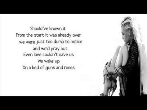 Guns N Roses Ti Pink Mp3 Download   t i feat pink guns and roses lyrics youtube