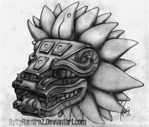 imagenes reales de quetzalcoatl imagenes de dibujos de quetzalcoatl pinteres