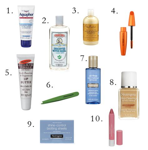 7 Makeup Must Haves For November by Delighted Momma 10 Drugstore Must Haves Part 1