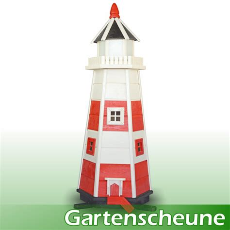 gartenscheune shop leuchtturm garten dekoration 107cm ebay