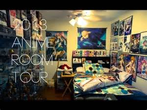 Cool Bedroom Ideas For Guys 2013 otaku anime room tour youtube