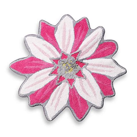 Flower Bath Rug Buy Disney Princess Flower Shaped Bath Rug From Bed Bath Beyond