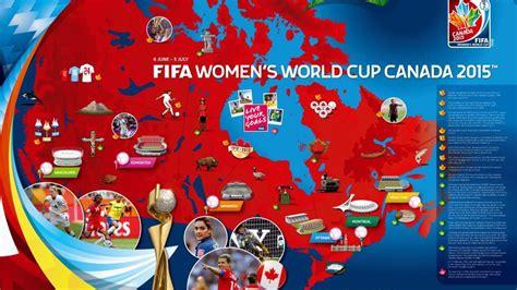 Calendario Mundial Femenino 2015 Mundial De Futbol Damas Canada 2015