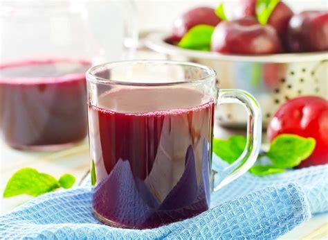 Fruit Juice Fresh Green Plum Juice plum juice recipe by archana s kitchen