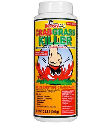 organic crabgrass killer by agralawn 2lb planet natural