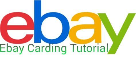 tutorial order ebay carding method ebay 2015 using pp paypal