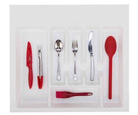 Cutlery Drawer Inserts Nz by Cutlery Insert 540x490mm White From Storage Box