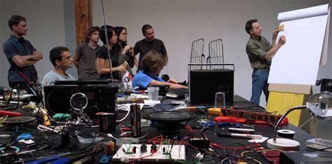Handmade Electronic The Of Hardware Hacking - nicolas collins hacking workshops