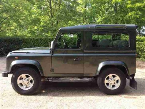 2006 56 land rover 90 defender county station wagon td5