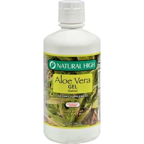 Aloevera Herbal 1 high aloe vera gel 32 oz