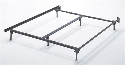 bed frame rails frames and rails queen king cal king bolt on bed frame