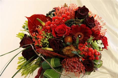 Fall Flower Wedding Arrangements by Seasonal Wedding Flowers Flowers Magazine
