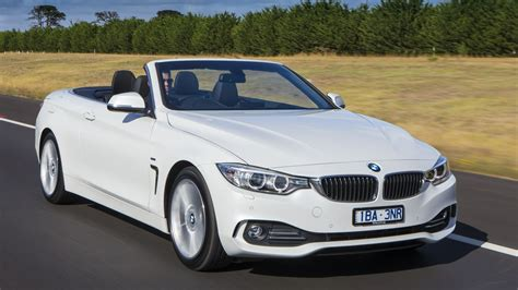 bmw convertible price bmw 4 series convertible review caradvice