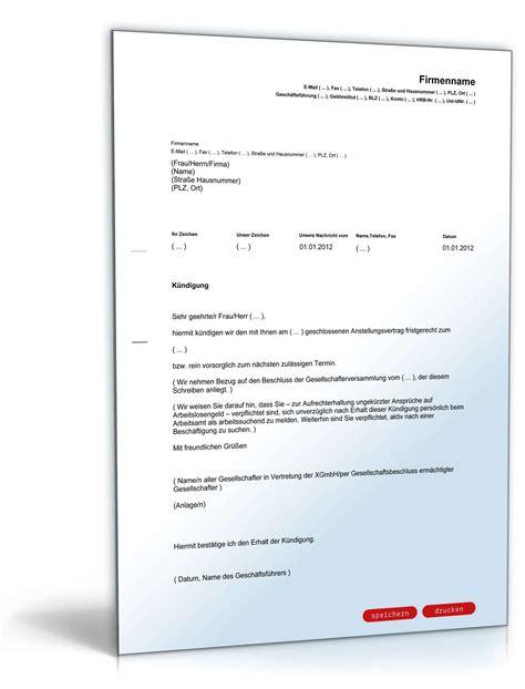 vorlage kaufvertrag garten fristgem 228 223 e k 252 ndigung gesch 228 ftsf 252 hrer rechtssicheres muster