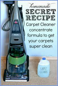 Can You Make Your Own Carpet Cleaner Solution The Best Carpet Cleaning Solution